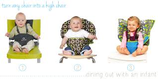 Baby Seat For Dining Chair Dining Out With An Infant Seating