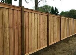 Privacy Fence Ideas For Backyard Backyard Privacy Fence Landscaping Against A Privacy Fence