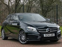 mercedes a class blueefficiency used 2014 mercedes a class a180 cdi blueefficiency amg sport