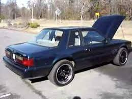 twilight blue mustang mustangs 1990 mustang lx coupe 550hp idle vortech
