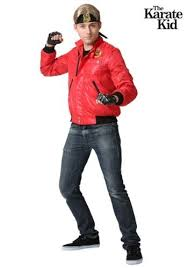 karate kid costume karate kid cobra jacket exclusives