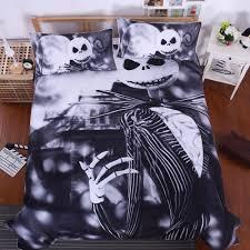 Nightmare Before Christmas Baby Crib Bedding by Nightmare Before Christmas 4pcs Bedding Set Duvet Comforter Cover