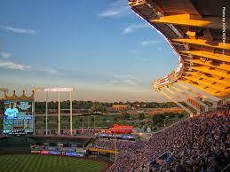 Royals Stadium Map Elevation Of Kauffman Stadium 1 Royal Way Kansas City Mo Usa
