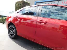 2016 lexus manufacturer warranty 2016 used toyota corolla s plus full factory warranty at schmitt