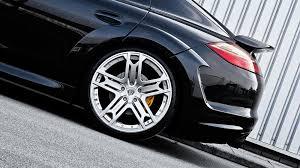 porsche panamera style porsche panamera rear turbo style spoiler accessory by kahn design