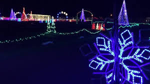 top 10 best places in utah to see christmas light displays this