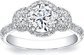 3 diamond rings coast diamond 3 diamond engagement ring lz0117