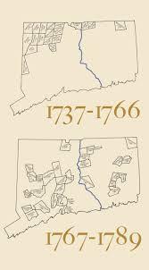 Ccsu Map Connecticut U0027s Brand Of Colonial Town