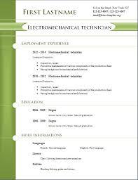 free resume templates 2014 2014 resume templates best resume