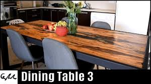 dining table 3 youtube