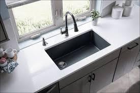 Corner Sink For Kitchen by Kitchen Top Mount Farmhouse Sink Ikea Ruvati Rvh8400 Stainless