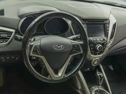 hyundai veloster hatchback 3 door in michigan for sale used