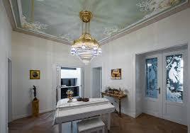 Entrance Light Fixture by Lighting Project Prague Rezidence By Artglass Artglass Cz