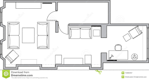 architecture floor plan royalty free stock photography image