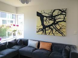 Wohnzimmer Design Online Kunst Im Wohnzimmer