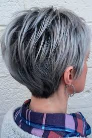 asymetrical short hair styles for older women 20 trendy short haircuts for women over 50 short haircuts women
