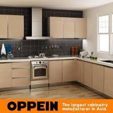 modular kitchen furniture china tanzania project oak grain melamine wooden modular kitchen