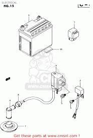 suzuki lt80 wiring schematic wiring diagrams