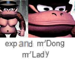 M Lady Meme - mystery dong expand m lady expand dong know your meme