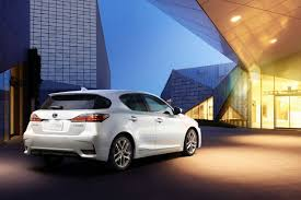 lexus yamaha performance damper toyota to bid farewell to lexus ct200h after 6 years of production