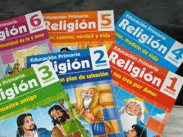 sesiones desarrolladas de religion educación religiosa descarga los libros de religión de la prelatura
