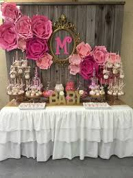 baby girl shower centerpieces baby girl shower themes ideas home decorating interior design