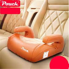 voiture 3 sièges bébé poche portable enfant tapis élévateur de siège de voiture siège bébé
