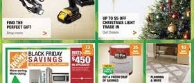 the home depot black friday ad home depot weekly ad circular sales flyer