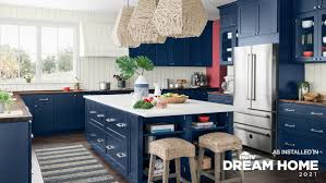 kitchen blue cabinets annapolis blue collection cabinets to go