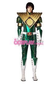 Power Ranger Halloween Costumes Power Rangers Cosplay Super Power Beat Green Ranger