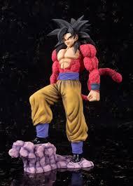 figuartszero dragon ball gt super saiyan 4 son goku tokyo