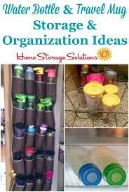 kitchen cabinet organizing ideas best 25 water bottle storage ideas on wine bottle