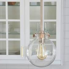 Progress Lighting Pendant Progress Lighting Penn Collection 1 Light Natural Brass Pendant
