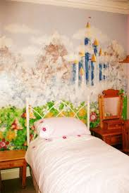 interior samuel j grant painter and decorator princess castle full wall mural