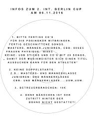 K Hen Berlin Ifbb Berlin Aktuelles 2016