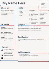 Free Online Resume Templates Printable Free Resumes To Print Resume Template And Professional Resume