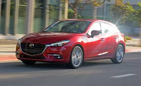 mazda cars list 2017 mazda 3 debuts with sharper looks u2013 news u2013 car and driver