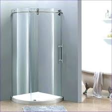 Shower Curtains For Stand Up Showers Stand Up Shower Curtain Shower Design