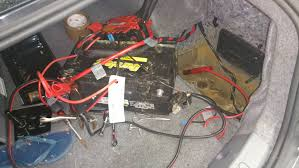 bmw e90 battery customers states he attempted to replace battery and you