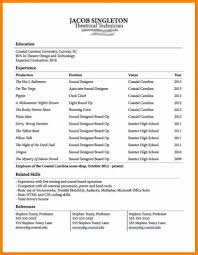 Resume Template For Freshman College Student 3 Resumes For College Freshmen Target Cashier