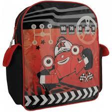 roary racing car childrens bag kids backpack rucksack