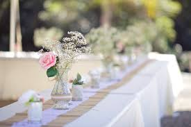 Table Runners For Round Tables Buy Burlap Table Runners Wedding Home Table Decoration