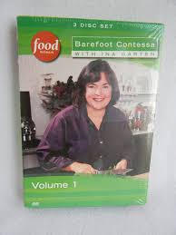 Ina Garten Book Amazon Com Food Network Barefoot Contessa With Ina Garten Volume
