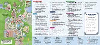 Map Of Epcot Disney U0027s Hollywood Studios Map At Walt Disney World