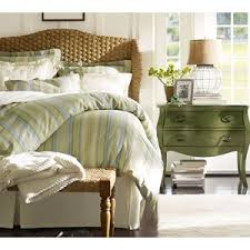 pottery barn holbrook seagrass wingback headboard polyvore