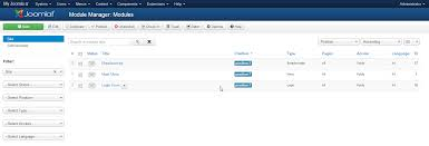 Joomla Hosting Title Removing The Login From The Joomla Front End Web Hosting Hub