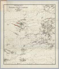 Colorado County Maps by Mining Districts In Boulder County Colorado David Rumsey