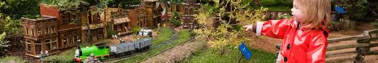 Train Show Botanical Garden by Model Railroad Garden Chicago Botanic Garden