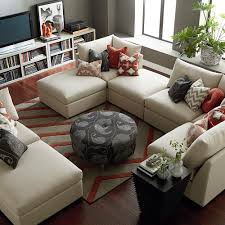 L Shaped Sofa With Chaise Lounge Living Room Double Chaise Sectional Small Sectional With Chaise