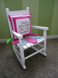 Small Rocking Chairs Fine Little Rocking Chair In Small Home Remodel Ideas With